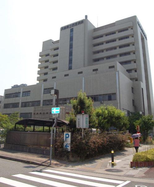 県立西宮病院=六湛寺町