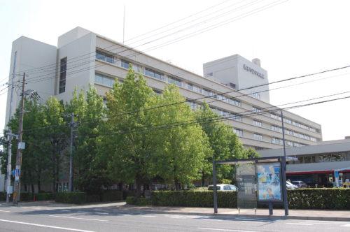 市立中央病院=林田町
